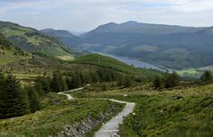Loch Lubnaig (UndaJ) Tags: ben benledi trossachs lubnaig loch walking explored