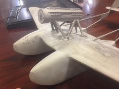 1/32 SIAI S.55 I-BALB in restauro (Emilio a Roma) Tags: regiaaeronautica balbo s55 siais55 trasvolatori
