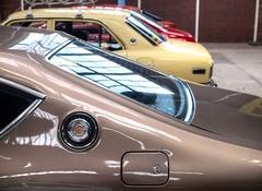 Mazda 929 S Coupe (Skylark92) Tags: nederland netherlands holland noordholland amsterdam noord north ndsm werf yard youngtimer event 2018 mazda coupe s 1976 929 09yd26 car road