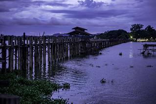 La noche americana en Birmania