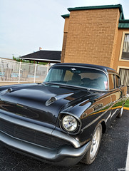 1957 Chevy Bel Air (Chad Horwedel) Tags: 1957chevybelair chevybelair chevrolet chevy belair classic car hrpt17 bowlinggreen
