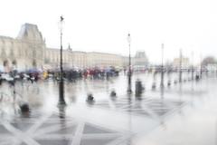 (margot 52) Tags: parigi louvre cournapoléon mosso pioggia