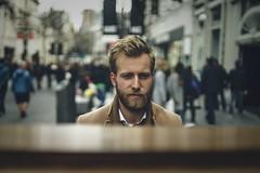 The Piano Man (Sjaco Manuputty) Tags: portrait portraitphotography portraiture street streetphotography streetportrait streets musician music artits piano city antwerp antwerpen belgië belgie belgium shopping people man male