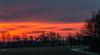 Morgenröte (achim-51) Tags: sonnenaufgang morgenröte gras baum feld natur himmel panasonic lumix dmcg5