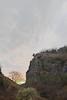 Volcanic Sky (Luzon Jim) Tags: sky gorge rock cloud outoor tree sun vertices portrait place attract tourist