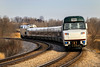 Something Different (sdl39hogger) Tags: amtrak talgo cp canadianpacific watertownsub reesevillemarsh richwood wisconsin