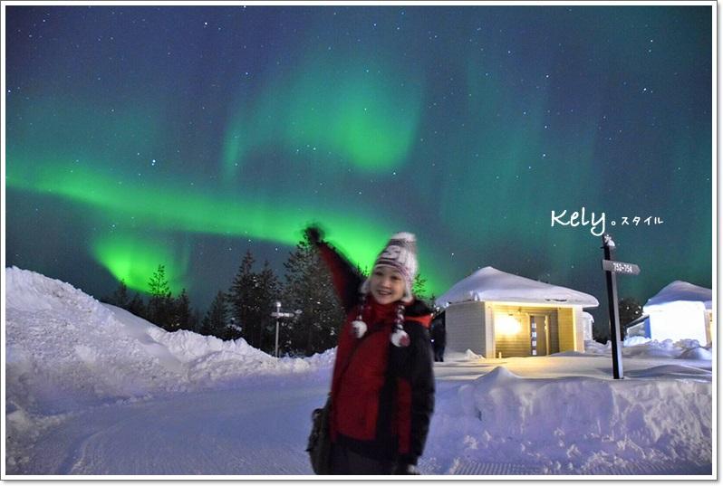 Aurora北極光之原來大爆發是這麼回事|芬蘭走走☆Travel in Finland