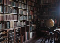 Study (V Photography and Art) Tags: study writer author batesmans books globe light sunlight naturallight 35mm