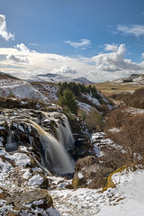 Loup of Fintry (MilesGrayPhotography (AnimalsBeforeHumans)) Tags: 1635 fe1635mm sonyfe1635mmf4zaoss 10stopper a7ii britain cold cliffs europe fe f4 fintry haze iconic ilce7m2 landscape lens longexposure landscapephotography loupoffintry mountains nd nd1000 outdoors oss photography photo portrait tranquil rocks river riverendrick scotland sky scenic sunlight sunshine sonya7ii sony snow scottish scottishlandscapephotography scottishhighlands trees uk unitedkingdom waterscape water spring wideangle zeiss