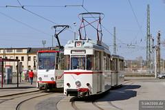 Zwickau (D) (Robert Leichsenring) Tags: gothawagen museumswagen strassenbahn streetcar strasenbahn zwickau tramway tramwaj tramvaj deutschland germany