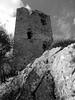 Campiglia d'Orcia - 9 (antonella galardi) Tags: toscana siena monte amiata orcia valdorcia campiglia castiglione 2018 rocca campigliola rudere aldobrandeschi monocromatico bn bw torre fortificazione francigena