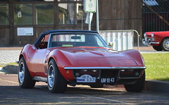 1969 Chevrolet Corvette AM-10-43 (Stollie1) Tags: 1969 chevrolet corvette am1043 lelystad