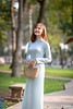 aodai (SuBinZ) Tags: portrait dress girl gái young lady vietnam vietnamese flickr flickrcom beauty nikon d850 105mm tree park grass road rain bokeh light long hair áo dài áodài