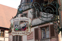 Vacances_0413 (Joanbrebo) Tags: kaysersbergvignoble grandest francia fr alsace hautrhin canoneos80d eosd efs1855mmf3556isstm autofocus signs letrero