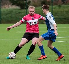 PHS Staff V Students 2018-52 (photosportsman) Tags: phs football men male sport soccer match field edinburgh scotland portobello staff students pupils graphics art