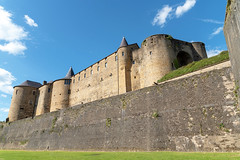 Sedan castle, France (George Pachantouris) Tags: champagne wine sparklingwine region france sedan fortress park