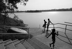 Bull Boat ! (bell.bb) Tags: lake bangalore