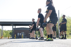 "Golden Dragons ""Back 9"" Competition (commandos10mtn) Tags: pt fortdrum newyork us physical training army dragons commando commandos run ruck swim rope climb"