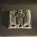 Viking silver depicting battle with bears