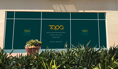 Retail, Topa, Window Graphics