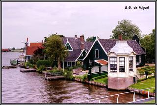 Zaanse Schans (Holanda)