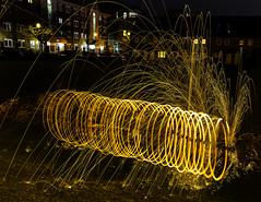 180407 6373 (steeljam) Tags: steeljam lightpainters bermondsey wire wool spinning thamse london