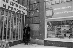 0A77m2_DSC1216 (dmitryzhkov) Tags: russia moscow documentary street life human monochrome reportage social public urban city photojournalism streetphotography people bw terminal station badweather dmitryryzhkov blackandwhite outdoor everyday candid stranger