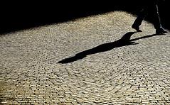 Un passo verso l'ignoto (gianclaudio.curia) Tags: passi ombra strada streetphotography street nikon digitale d7000