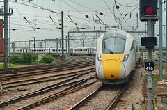 Hitachi IEP Set No. 800103 at Newcastle Central Station - 29th April 2018 (allan5819 (Allan McKever)) Tags: train rail railway iep highspeed 800103 test hitachi newcastle centralstation 5x05 eastcoastmainline ecml tyneside uk england northeast