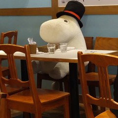 Moominpapa - the very definition of patience. (Big Ted) Tags: ifttt instagram