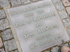 Site of Ancient Scaffold (lcfcian1) Tags: london site ancient scaffold siteofancientscaffold tower hill memorial