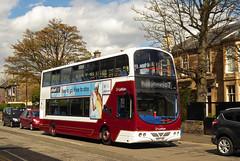 Finally... (SRB Photography Edinburgh) Tags: b9 volvo newhaven 836 scotland uk bus lrt roads lothian buses edinburgh