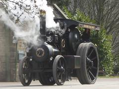 "McLaren Road Locomotive 1652 ""Boadicea"" (Terry Pinnegar Photography) Tags: beamish museum countydurham steam traction engine boadicea mclaren roadlocomotive 1652 wf1864 vintage"
