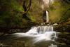 Cascada de las Pisas. (Roberto_48) Tags: burgos cascada pisas soncillo sancibrian villabascones sedas rio larga exposicion ngc