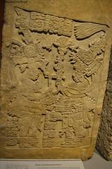 Dintel 58 de Yaxchilan Chiapas (dsancheze1966) Tags: mna arqueologia arqueologiamexicana mayas mexicocity yaxchilan dintel58 chiapas pajarojaguariv chaanknich grancraneo clasicotardio