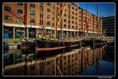 London_St Katharine Docks Marina_London (ferdahejl) Tags: london stkatharinedocksmarina gb dslr canondslr canoneos800d