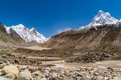 Dust (Ian Allon) Tags: india taknaurrenge uttarakhand in landscape mountains himalayas sky snow rocks valley