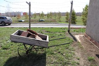 Prisoners Cart