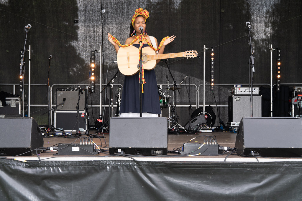 INES KHAI FROM GUADELOUPE [AFRICA DAY 2018 IN DUBLIN]-140502