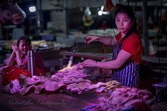 Liuzhou (Robert Lio) Tags: liuzhou guangxi china market torch blower