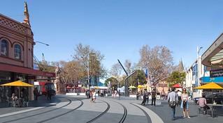 Parramatta Light Rail - Centenary Square - Preview