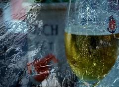 Chilled style (BeMo52) Tags: balticsea pils bier beer winecooler lobster hummer mehrfachbelichtung doubleexposure ice eis chilledfrozen