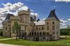 Dordogne Aquitaine France ( photopade (Nikonist)) Tags: château couleurs castle architecture apple affinityphoto afsdxvrzoomnikkor1685mmf3556ged nikond300 nikon imac dordogne périgordnoir