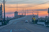 Mantoloking Sunset (seanbeebe_photo) Tags: traffic nj newjersey mantoloking sunset bridge