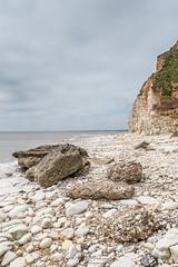 South Landing (Bogtramp) Tags: kpkphotography shingle nikon east water rocks chalk yorkshire kitching d500 coastal beach sky sand flamborough coast uk sea