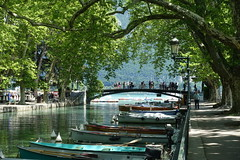Pont des Amours @ Annecy (*_*) Tags: annecy hautesavoie france 74 europe savoie may 2018 spring printemps sunny afternoon pontdesamours bridge