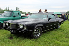 1972 Pontiac Grand Prix (Davydutchy) Tags: hoornsterzwaag fryslân friesland frisia frise nederland netherlands niederlande paysbas oldtimer evenement festival classic klassiker veterán car vehicle voiture auto automobile automobiel pkw bil american america usa pontiac grandprix grand prix may 2018