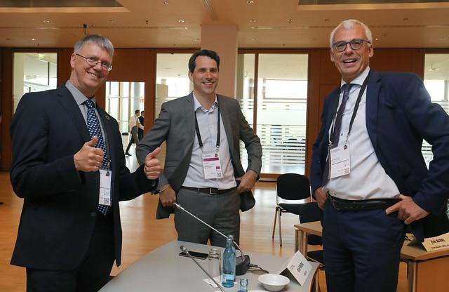 Jan Hoffmann, Olaf Merk and Luc Arnouts