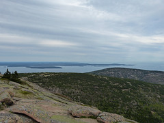 Cadillac Mountain in Acadia National Park (lucre101) Tags: bar harbor maine downeast beautiful acadia national park atlantic cadillac mountain