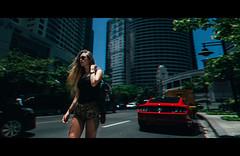 Major (Berdnik Dmitriy) Tags: street style urban taxi new york yellow city brdnk berdnikphoto car cinema cinematic cinestyle film
